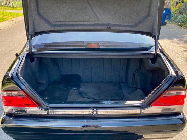 1995 Mercedes-Benz S Class 5.0L BARBARUS PKG A/C LEATHER SUNROOF SERVICE RECORDS in Van Nuys, CA 91406