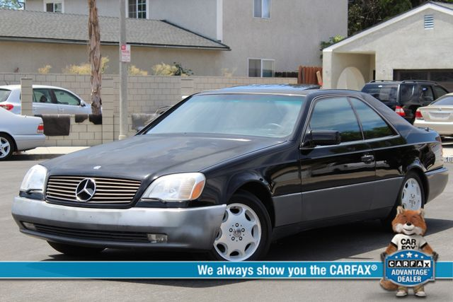 1995 Mercedes-Benz S Class COUPE AUTOMATIC in Woodland Hills CA, 91367
