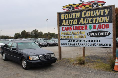 1995 Mercedes-Benz S Class S320W in Harwood, MD