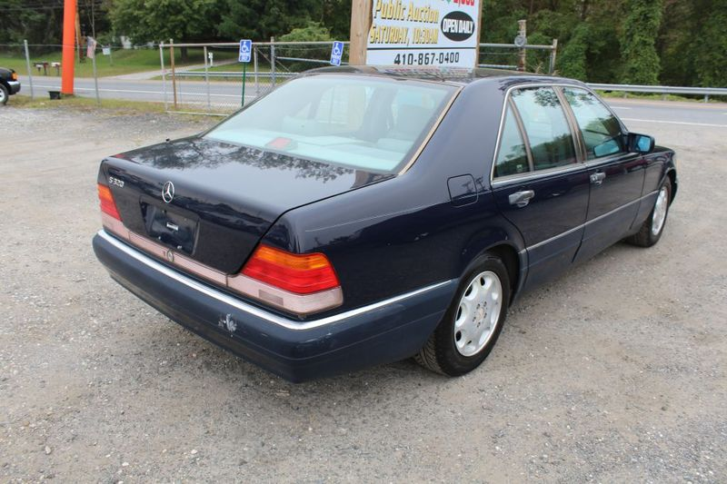 1995 Mercedes-Benz S Class S320W  city MD  South County Public Auto Auction  in Harwood, MD