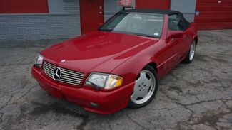 1995 Mercedes-Benz SL Class 5.0L Valley Park, Missouri