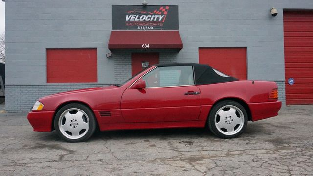 1995 Mercedes-Benz SL Class 5.0L Valley Park, Missouri 2