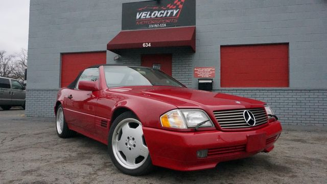 1995 Mercedes-Benz SL Class 5.0L Valley Park, Missouri 6