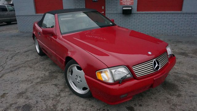 1995 Mercedes-Benz SL Class 5.0L Valley Park, Missouri 5