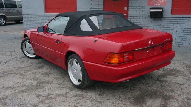 1995 Mercedes-Benz SL Class 5.0L Valley Park, Missouri 3