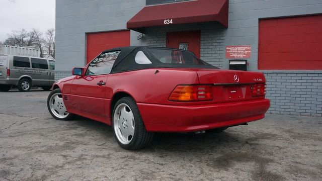 1995 Mercedes-Benz SL Class 5.0L Valley Park, Missouri 4