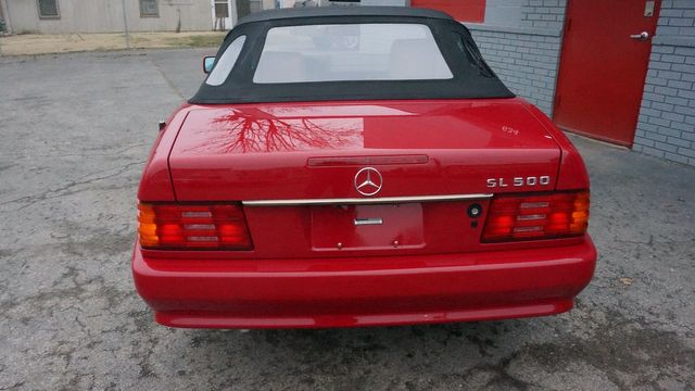 1995 Mercedes-Benz SL Class 5.0L Valley Park, Missouri 10
