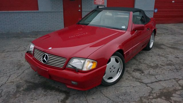 1995 Mercedes-Benz SL Class 5.0L Valley Park, Missouri 0