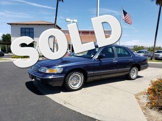 1995 Mercury Grand Marquis LS   San Luis Obispo, CA   Auto Park Sales & Service in San Luis Obispo CA