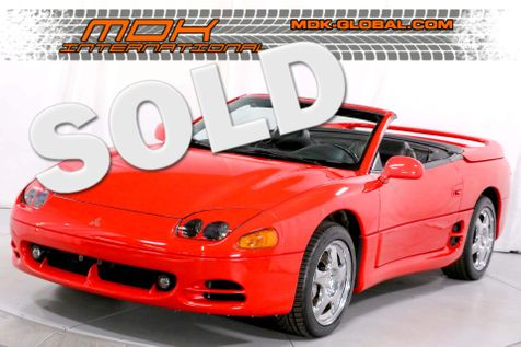 1995 Mitsubishi 3000GT VR-4 Spyder - Only 24K miles in Los Angeles