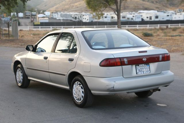 1995 Nissan Sentra GXE Santa Clarita, CA 3