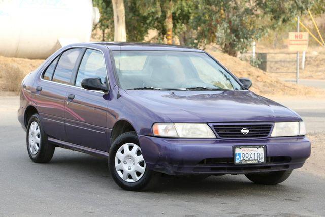 1995 Nissan Sentra XE Santa Clarita, CA 3