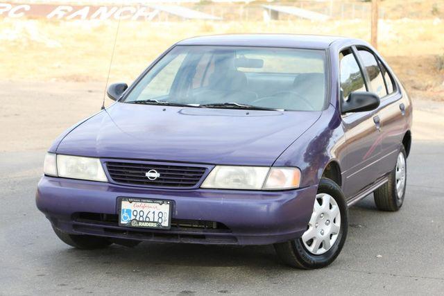 1995 Nissan Sentra XE Santa Clarita, CA 4