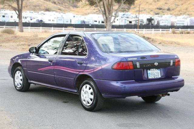 1995 Nissan Sentra XE Santa Clarita, CA 5