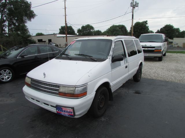 1995 Plymouth Voyager SE *SOLD