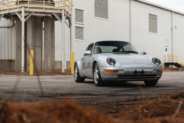1995 Porsche 911 Carrera 993 C2 Chesterfield, Missouri 1