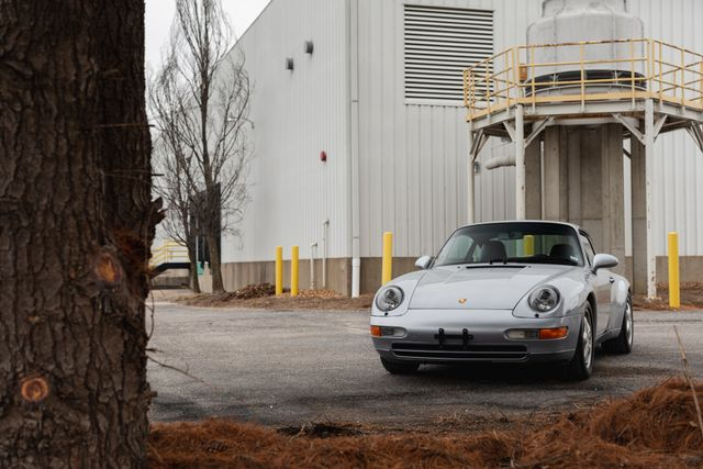 1995 Porsche 911 Carrera 993 C2 Chesterfield, Missouri 2