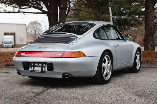 1995 Porsche 911 Carrera 993 C2 Chesterfield, Missouri 12