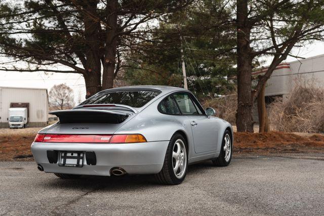 1995 Porsche 911 Carrera 993 C2 Chesterfield, Missouri 15