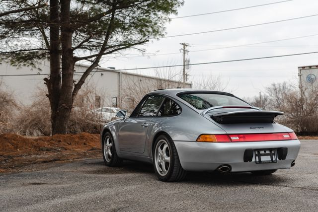 1995 Porsche 911 Carrera 993 C2 Chesterfield, Missouri 16