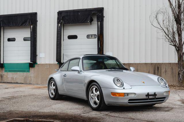 1995 Porsche 911 Carrera 993 C2 Chesterfield, Missouri 3