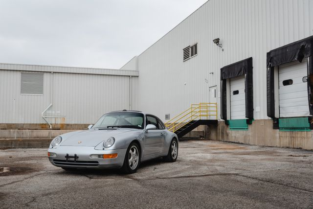 1995 Porsche 911 Carrera 993 C2 Chesterfield, Missouri 4