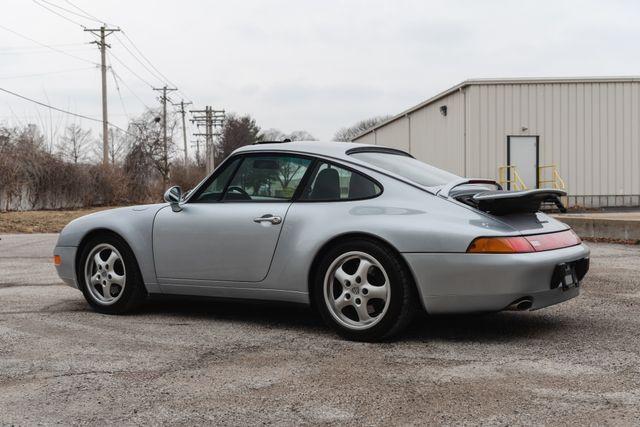 1995 Porsche 911 Carrera 993 C2 Chesterfield, Missouri 13