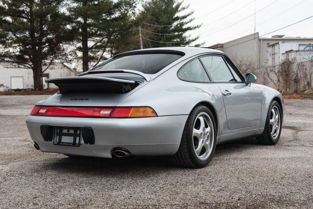 1995 Porsche 911 Carrera 993 C2 Chesterfield, Missouri 14