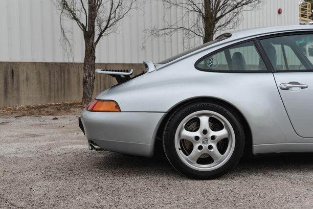 1995 Porsche 911 Carrera 993 C2 Chesterfield, Missouri 9