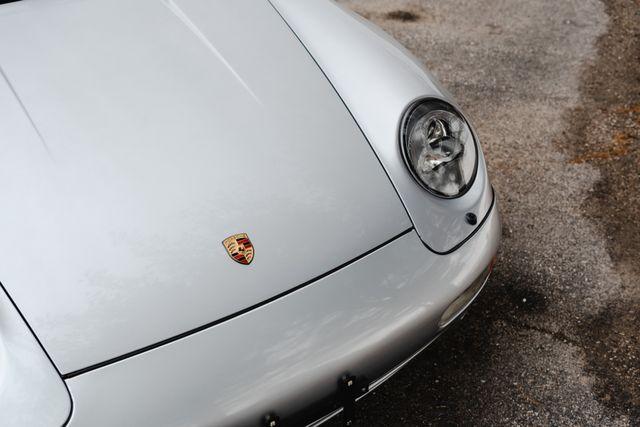 1995 Porsche 911 Carrera 993 C2 Chesterfield, Missouri 20