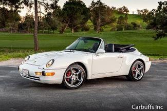 1995 Porsche 911 Carrera Cabriolet | Concord, CA | Carbuffs in Concord