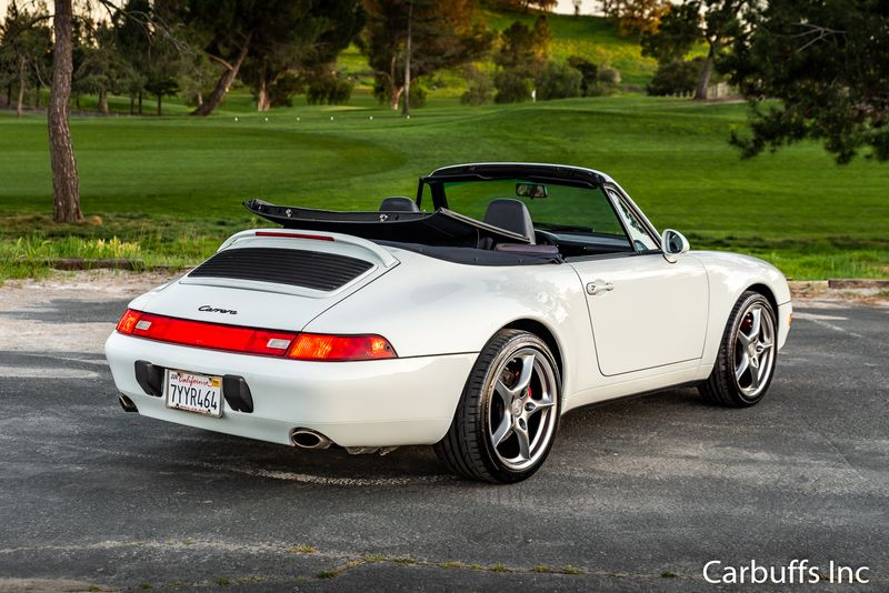 1995 Porsche 911 Carrera Cabriolet | Concord, CA | Carbuffs in Concord, CA