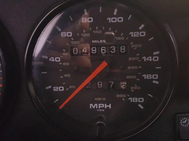 1995 Porsche 911 Carrera La Jolla, California 21