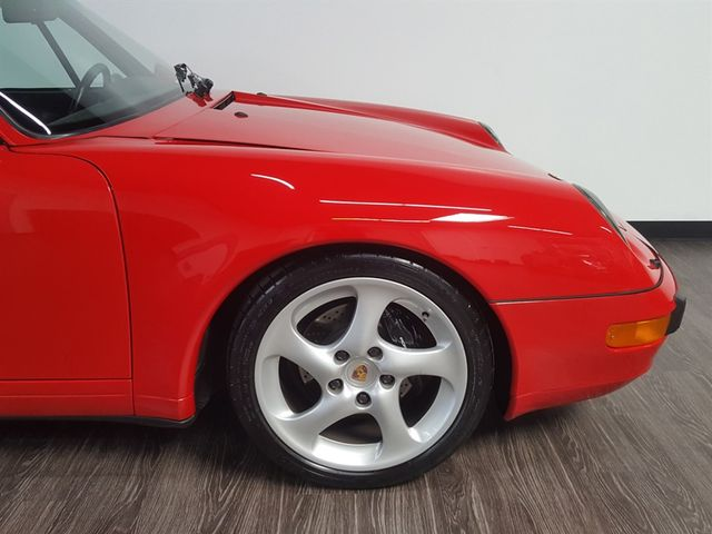 1995 Porsche 911 Carrera La Jolla, California 7