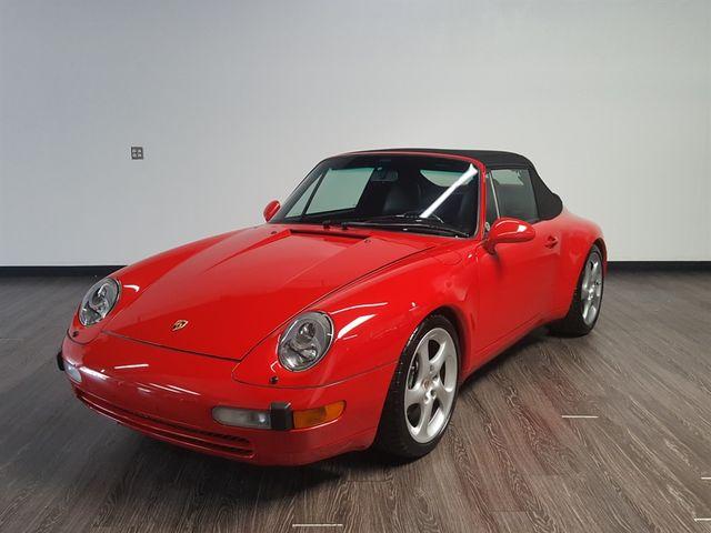 1995 Porsche 911 Carrera La Jolla, California 1