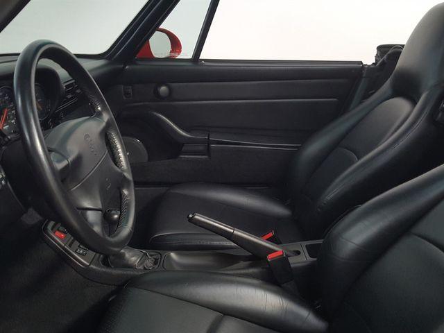 1995 Porsche 911 Carrera La Jolla, California 17