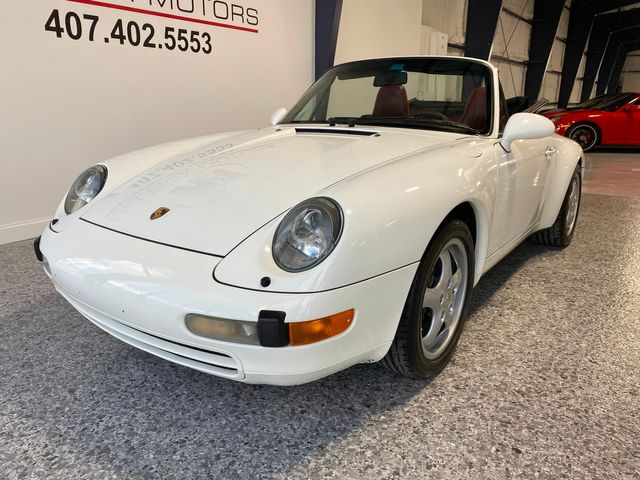 1995 Porsche 911 Carrera Longwood, FL 13
