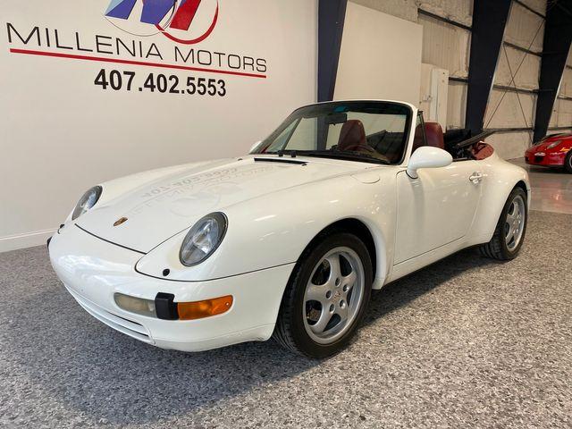 1995 Porsche 911 Carrera Longwood, FL 14