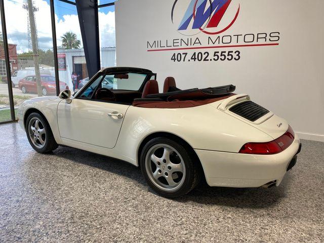 1995 Porsche 911 Carrera Longwood, FL 2