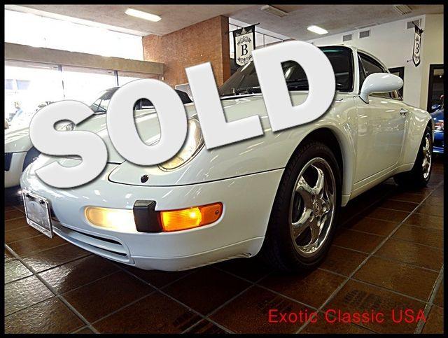 1995 Porsche 911 Carrera 993 La Jolla, Califorina