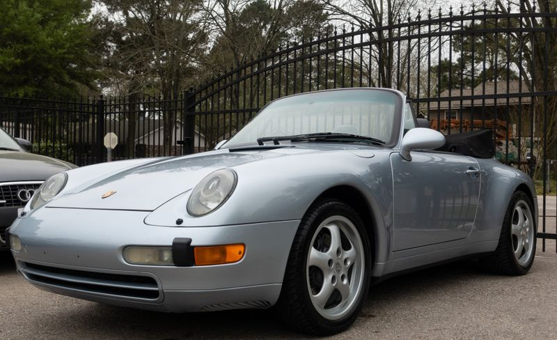 1995 Porsche 911 Carrera    Texas  EURO 2 MOTORS  in , Texas