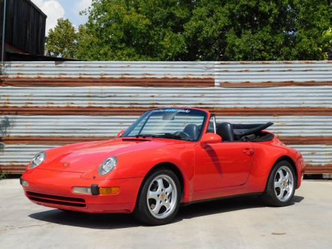1995 Porsche 911 Carrera 993 in Wylie, TX