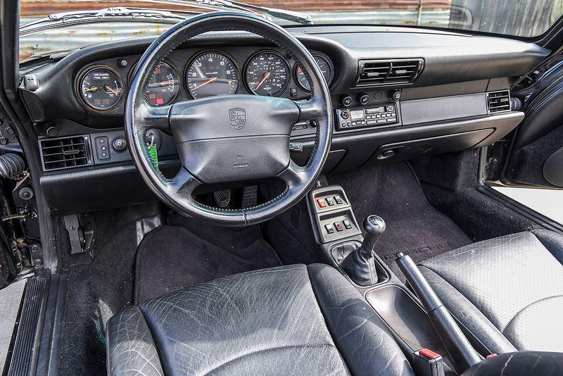 1995 Porsche 911 Carrera Cab  city TX  Dallas Motorsports  in Wylie, TX