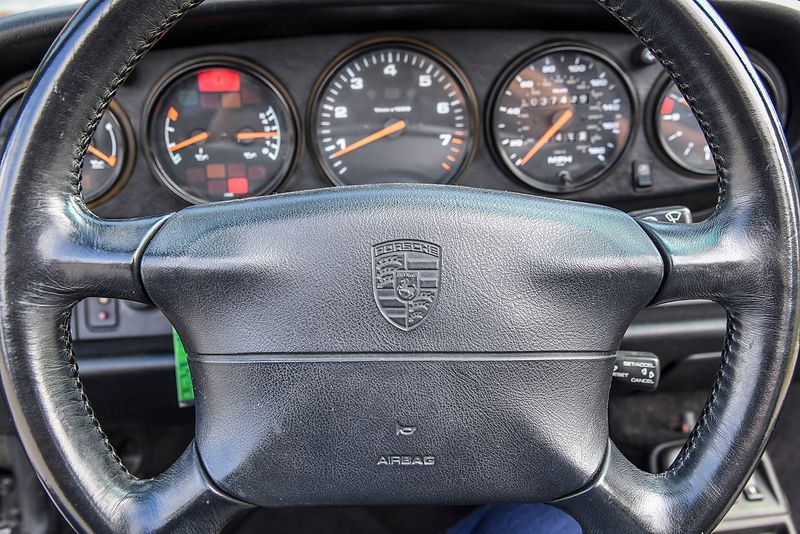 1995 Porsche 911 Carrera Cab  city TX  Dallas Motorsports  in Wylie, TX