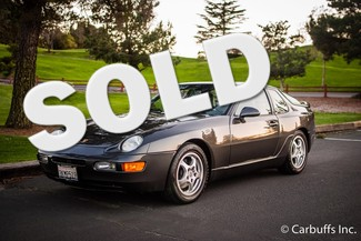 1995 Porsche 968 Coupe | Concord, CA | Carbuffs in Concord
