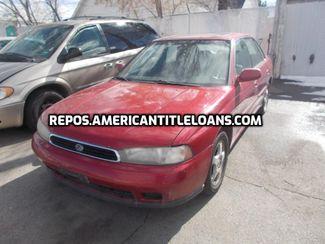 1995 Subaru Legacy Sedan LS w/DY Equipment Salt Lake City, UT