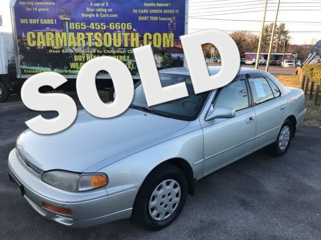 1995 Toyota Camry LE Knoxville, Tennessee