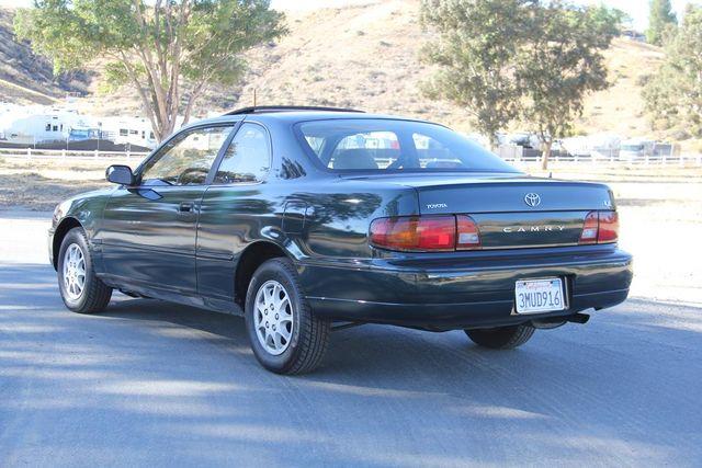 1995 Toyota Camry LE Santa Clarita, CA 5