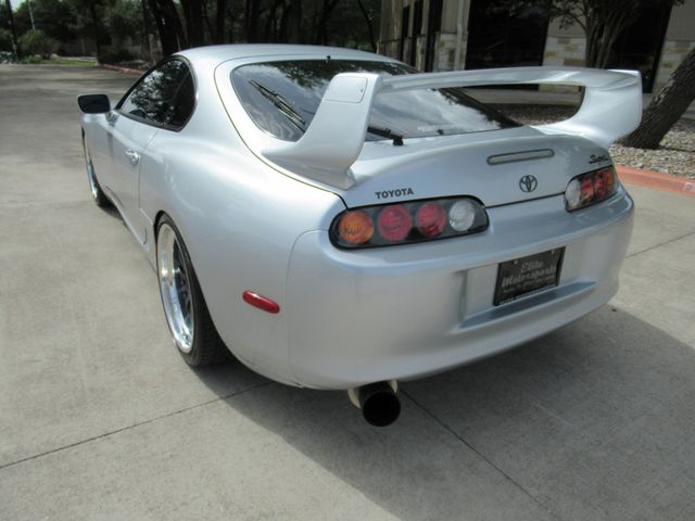1995 Toyota Supra Twin Turbo Austin , Texas 4
