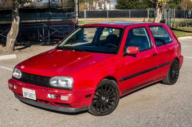 1995 Volkswagen Golf Sport